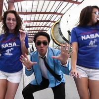 NASA, Gangnam style, parody, video, December 2012