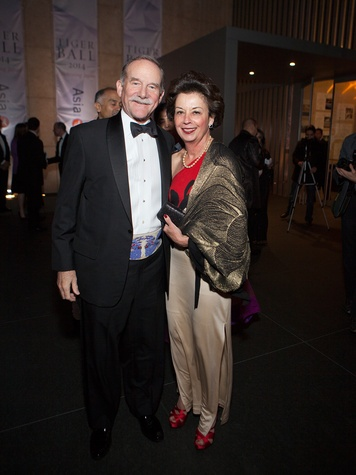 285 Marty and Kathy Goossen at Tiger Ball March 2014.