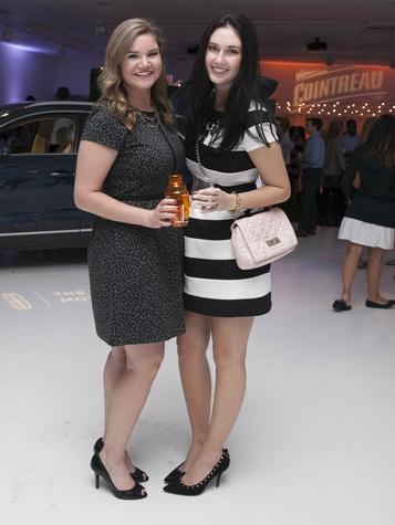 Nina Anderson and rebekah Montgomery , CultureMap Social