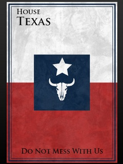 Game of Thrones House Texas