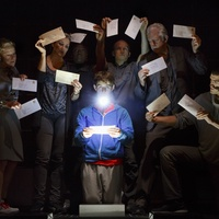 AT&T Performing Arts Center presents The Curious Incident of the Dog in the Night-Time