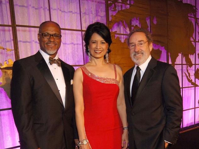 University of Houston Law Center Gala April 2013 Jarvis V. Hollingsworth, Renu Khator, Richard Alderman