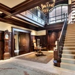 Houston, most expensive homes, 1722 River Oaks Blvd., January 2013, entry