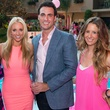 10 Karli Gillum, from left, Chita Johnson, Lane Craft and Jackie Uram at the Pink Party at Hotel ZaZa July 2014