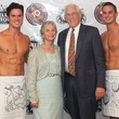 Models with Anne and John Mendelsohn at Recipe for Success gala