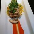 Fish & The Knife HRW crawfish-stuffed chicken breast July 2014