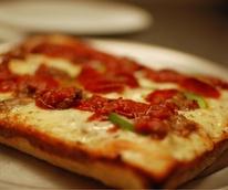 Via 313 pizza trailer in Austin