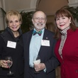 Leisa Holland Nelson, from left, C.C. Conner and Barbara Van Postman at the UST Houston Performing Arts Event November 2014