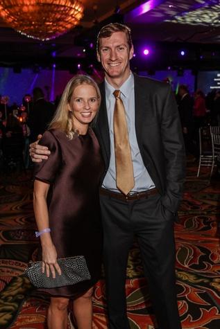 6 7612 Scottie and Chris McCord at the UT Health Gala November 2014