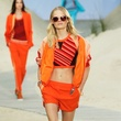 Fashion Week spring summer 2014 Tommy Hilfiger Look 15