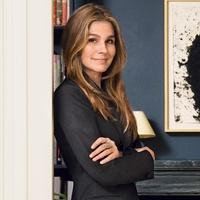 Aerin Lauder at Longoria Collection Houston event December 2014 portrait