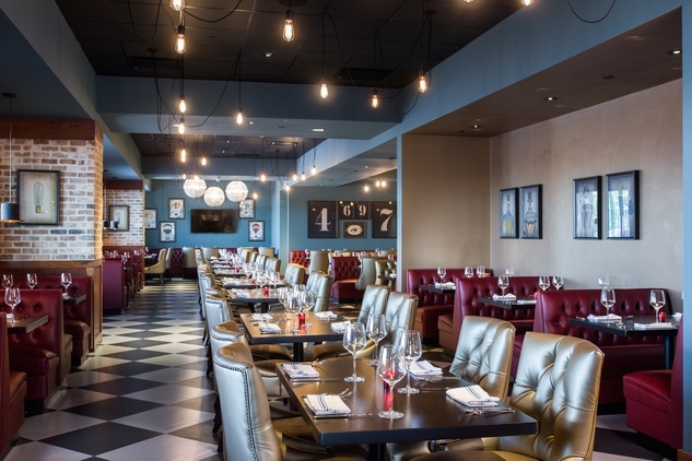 New Gallery Furniture Restaurant Brings Culinary