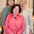 15 Susan French, from left, Maggi Suttles and JoAnn Ward at the M.D. Anderson VEPS luncheon March 2014