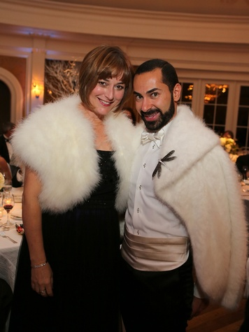 16 Leigh Smith and Fady Armanious at the Trees of Hope Gala November 2013