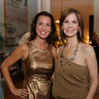 Julie Oliver, left, and Katherine Murphy at the CancerForward Gala May 2014