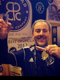 Michael Peticolas of Peticolas Brewing
