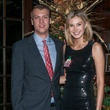 Robinson Pittet and debutante Kelly Gillespie, january deb parties
