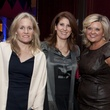 Jenny Crone, from left, Christina Sacco and Ann Massey at the Royal Sonesta Hotel renovation unveiling November 2013
