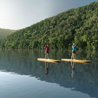 Lake Austin Spa Paddleboarding