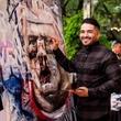 Houston, SportsMap launch party, October 2017, Franky Cardona