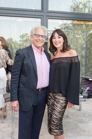 Tootsies Patio Party, May 2015, Mickey Rosmarin, Tamara Mellon