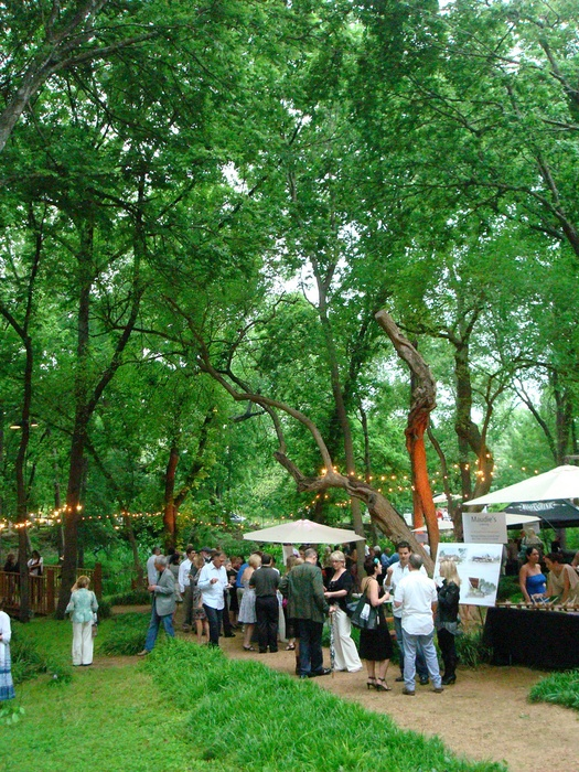 15th Annual Umlauf Garden Party Event Culturemap Austin