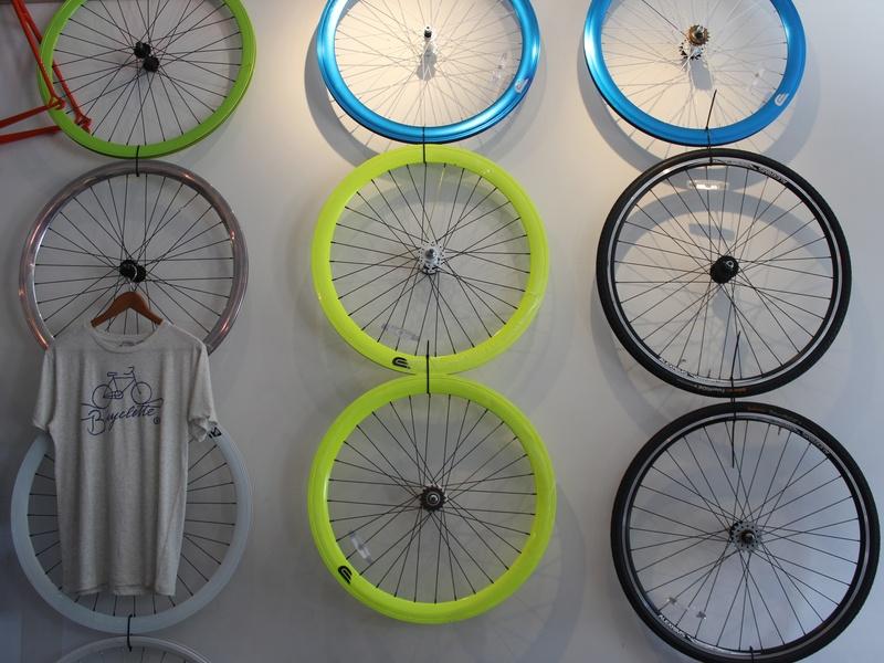 Bici Cyclery bike shop Houston