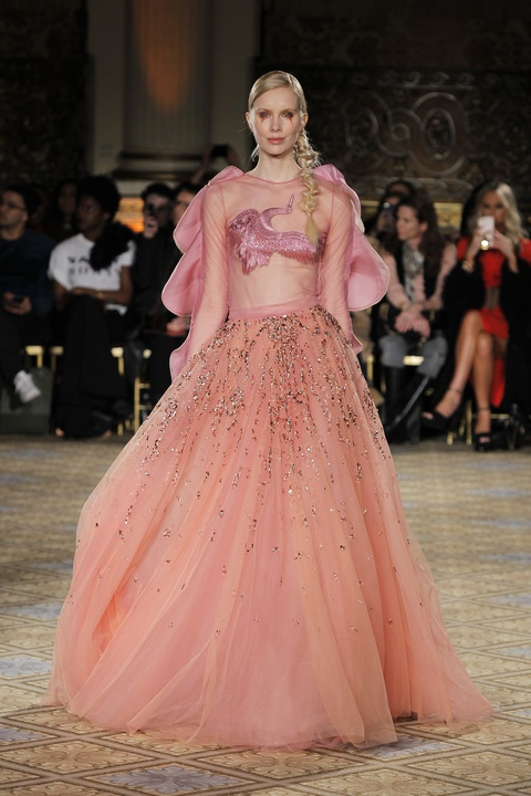 Christian Siriano fall 2017 collection look 46