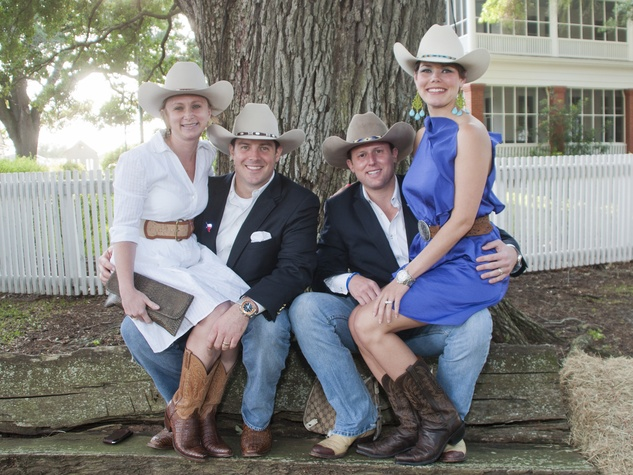 News_008_Cattle Barons Ball_April 2012_Ashley Irwin_Thomas Irwin_Mark Theissen_Kendar Theissen