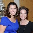 52 Tess Chaney, left, and Roseann Rogers at the Houston Bar Association Harvest Celebration November 2013