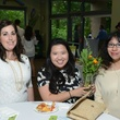 Houston Arboretum Evergreen party, May 2015, Kate Gunn Pagel, Mai Cruz, Thuy Nguyen