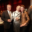 Houston, Bush Library Foundation dinner, November 2017, Jim Singleton, Stephanie Sale, Alexis Duprey