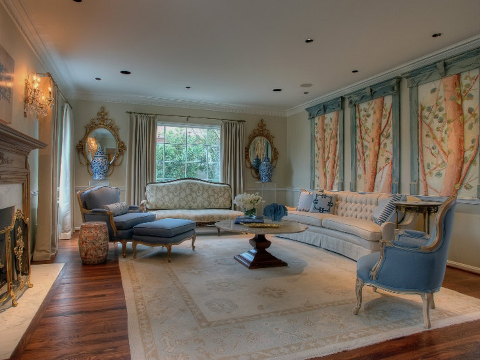 Charming Room Styled By Dallas Interior Designer Traci White