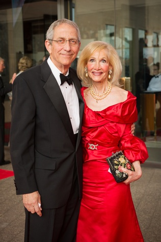 News, Houston Symphony Centennial Ball, Harry Gendel, Diane Gendel, April 2014