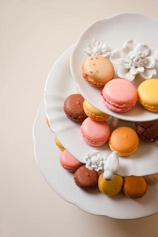 Flora & Muse, macarons