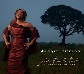 Jacqui Sutton Album Cover