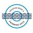 Houston Needs A Swimming Hole! logo November 2014