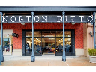 Norton Ditto The Woodlands store front March 2014