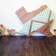 Curated, art, McKinney Avenue, Heather & Hemlock
