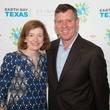 Tamara O'Connor, Tim O'Connor, Earth Day Texas Leadership Dinner