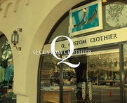 Q Custom Clothier in Highland Park Village