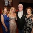 3 Cheryl Byington, from left, Rosemary Schatzman, Tim Moloney and Joanne Crassas at the Society for the Performing Arts Gala March 2014