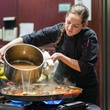 18 Paola Torres of The Tasting Room at the Bon Vivant dinner January 2015