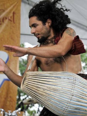 Houston Festival Foundation 2013 Mayapuris