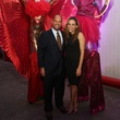 Marcus and Heidi Smith at the March of Dimes Signature Chefs event October 2014