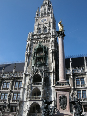 Clifford in Munich April 2014 tower