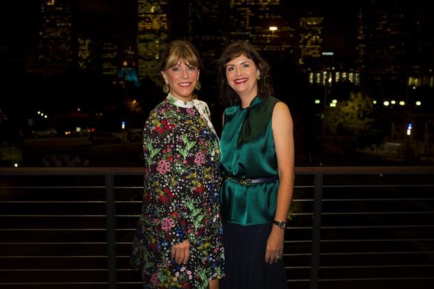 News, Shelby, Buffalo Bayou Partnership gala, Nov. 2015, Franci Neely, Roxanne Neumann