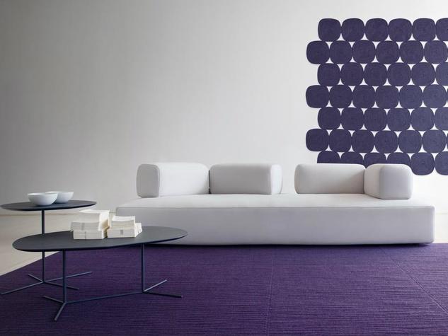 Purple furniture