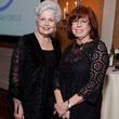 508 Pat Edwards, left, and Maggie Austin at the Blue Bird Circle Gala October 2013