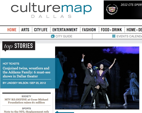 CultureMap Dallas opening day